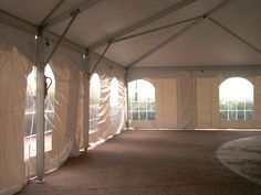 Setting your tent with side walls lets you party plan at ease, knowing that you won't have to worry about rain! Rent A Tent, Networking Events, Side Wall, Wedding Gallery, Summer 2016, Corporate Events, Washington Dc, Furniture Decor, Event Planning