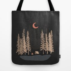 Feeling Small… tote bag by NDTank