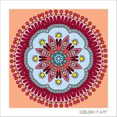 You can make this your self if you get colorfy!!! I  it!!!!!!