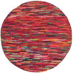 Jaydan Rug 4' Round Pink, now featured on Fab.
