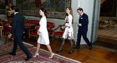 Royals & Fashion: Visite d'état du gouverneur général du Canada en S...