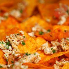 These ain't your average nachos!