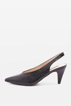 JETSET Heeled Slingback Shoes