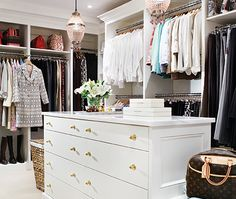 Elegant Dressing Room | Photo Gallery: Closets & Dressing Rooms | House & Home | photo Michael Graydon