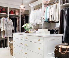Elegant Dressing Room   Photo Gallery: Closets & Dressing Rooms   House & Home   photo Michael Graydon