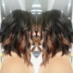 Two-toned brunette provides this beautiful with a pep in her step. Hair color, haircut and style by Nikki Tran @artisinalhaircompany www.arthairco.com 301-401-0147 Frederick, MD     #arthairco #frederickmdhair #frederickmd #kevinmurphyhair #haircolor #hairsalon #hairfashion #haircolorideas #frederickhairstylist #Gettysburg #Thurmont #newmarketmd #frederickcounty #washintondc #hagerstownmd #rockvillehair #washingtoncounty #haircolor #brunette #balayage #colormelting
