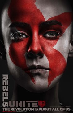Rebel with a cause... Johanna Mason. #Unite