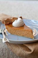 Ina Garten's Ultimate Pumpkin Pie with Rum Whipped Cream