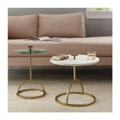 Carter Side Table Pottery Barn Accent End Nesting Tables Pinterest And Rooms