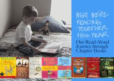 Uncharted Territory: My Read-Aloud Chapter Book Journey with My Six-Year-Old Boy