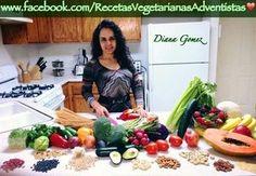 Lets palabea about Recetas Vegetarianas Adventistas