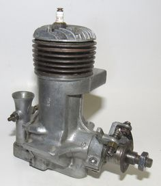 1946 Atwood Champion 611 Spark Ignition Model Airplane Engine | eBay