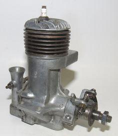 1946 Atwood Champion 611 Spark Ignition Model Airplane Engine | eBay