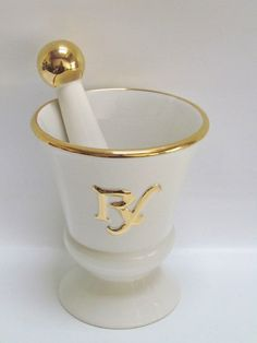 Your place to buy and sell all things handmade Cream And Gold, Cream White, Graduation Celebration, Graduation Ideas, Apothecary Pharmacy, Pharmacy School, Medicine Student, Pharmacy Technician, Mortar And Pestle
