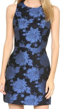87dcc2eaa2c Alice + Olivia Ilene Open V Dress. Free shipping and guaranteed  authenticity on Alice +