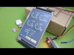 Módulos LCD más populares para Arduino - YouTube