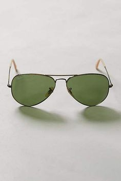 1a534f29ea5 Ray-Ban Distressed Aviators - anthropologie.com  aviationcocktailraybans