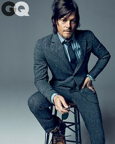 oh norman....