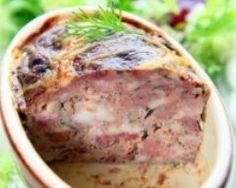 Duck terrine - the perfect Secret Vines Malbec pairing Mousse, Duck Recipes, Wine Recipes, Charcuterie Recipes, Quiche, Fish And Meat, Seafood Recipes, Food To Make, Entrees