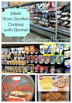 Made from Scratch Cooking with Hormel  #NewFromHormel #CollectiveBias #shop