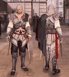 Assassins Creed 2 - Armor of Altair-Coolest suits of armor