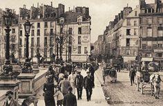 rue Dauphine - Paris 6ème