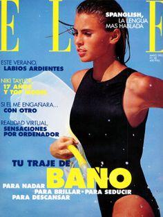 Niki Taylor  Elle Spain may 1992