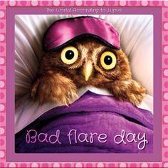 Bad Flare Day...Lol