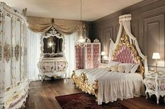 25 fantastiche immagini su stile barocco | Vintage furniture ...