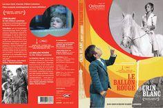 JAQUETTE DVD: jaquette dvd Le ballon rouge +Crin blanc