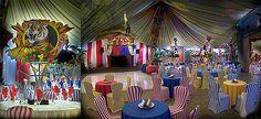 circus centerpieces - Google Search