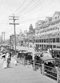 Parasol's...1906 Atlantic City