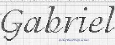 nomes em ponto cruz - Pesquisa Google Alphabet Design, Cross Stitch Baby, Pattern, Crafting, Photos, Cross Stitch Font, Cross Stitch Letters, Cursive Letters, Names