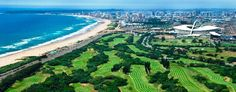 Golf lovers know how lucky we are in KZN, now the European Tour has recognised the fact with the Volvo Golf Champions to be held in Durban in January 2013 Durban South Africa, Best Golf Courses, Kwazulu Natal, European Tour, Cheap Flights, East Coast, Vineyard, Tours, River