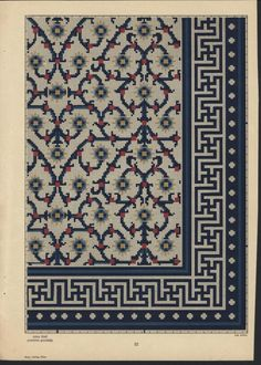 (5) Gallery.ru / Фото #11 - *** - paradisea Modern Embroidery, Diy Embroidery, Cross Stitch Embroidery, Embroidery Patterns, Cross Stitch Love, Cross Stitch Borders, Tapestry Crochet, Rugs On Carpet, Needlepoint