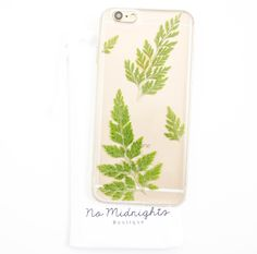 Pre-Made iPhone 6/6s Case - Maidenhair Ferns