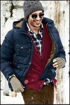 60 Exclusive Mens Winter Fashion Ideas | Fashion