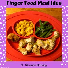 Babies Eating at 10 Months - Lessons By The Lake 10 Months Baby Food, 10 Month Old Baby Food, Baby Meal Plan, Recipe For 10, Whole Wheat Waffles, Baby Solid Food, Baby Food Recipes, Food Baby, Baby Finger Foods