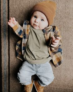 Outfits Niños, Cute Baby Boy Outfits, Cute Baby Clothes, Kids Outfits, Little Boy Fashion, Baby Boy Fashion, Kids Fashion, Baby Boys, Baby Swag