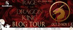 Rage of the Dragon King (The Chronicles of Fallhollow #2) by J. Keller Ford
