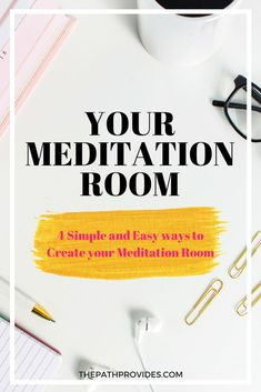 Creating a meditation room or meditation space in your home will help you immensely on keeping up with a regular practice. Check out these 4 simple and easy ways you can create your own meditation room. Meditation, Meditation for Beginners, Meditation Roo Meditation Stool, Group Meditation, Meditation Rooms, Meditation Cushion, Healing Meditation, Meditation Music, Mindfulness Meditation, Guided Meditation, Meditation Corner