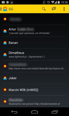 GG (Android) - dobreprogramy