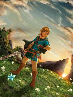 The Legend of Zelda Fan Art The Legend Of Zelda, Legend Of Zelda Breath, Ben Drowned, Saga, Evil Demons, Link Art, Pokemon, Pretty Drawings, Fanart