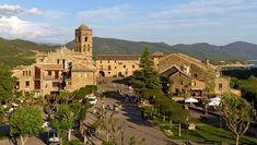 Aínsa, Huesca, Aragón, España