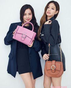 Jisoo and Jennie what's the ship name people ? . . I heard that Jennie and Lisa…