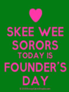 Happy Founder's Day Sorors! #J15 #1908 #AKA