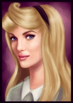 Realistic Aurora, Briar Rose, Sleeping Beauty