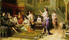 The Athenaeum - Harem (Jan Baptist Huysmans - )