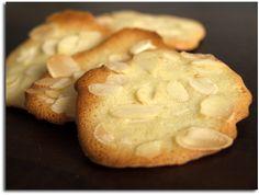 Tuiles aux amandes « Cookismo