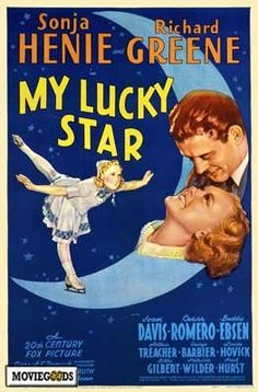 My Lucky Star posters for sale online. Buy My Lucky Star movie posters from Movie Poster Shop. We're your movie poster source for new releases and vintage movie posters. Two Movies, Movies To Watch, I Movie, Movies And Tv Shows, Iconic Movie Posters, Iconic Movies, Classic Movies, Star Images, My Images